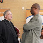 Rev. Robert Sirico talks with Pastor Christopher Brooks from Faith Talk Radio