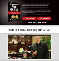 Defending the Free Market by Rev. Robert Sirico