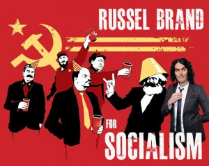 russell brand socialism