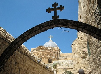 Christian Church in Middle East