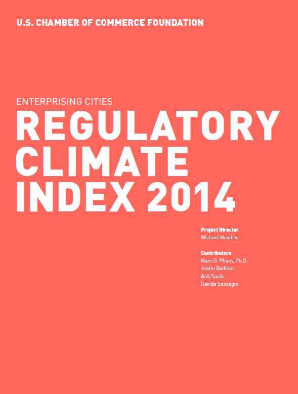 Regulatory Climate Index