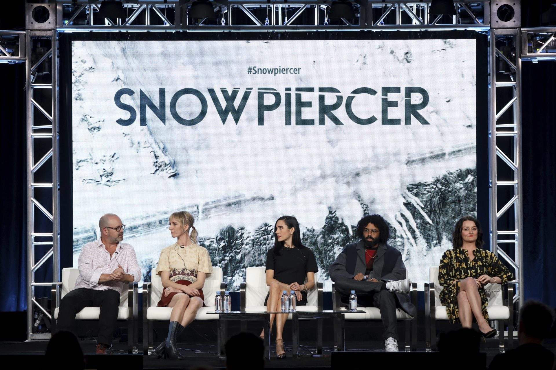 Snowpiercer cast and crew panel discussion