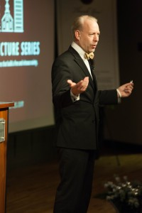 Jeffrey Tucker at the 2015 Acton Lecture Series