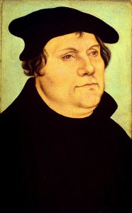 Martin Luther: Inventor of Austerity?