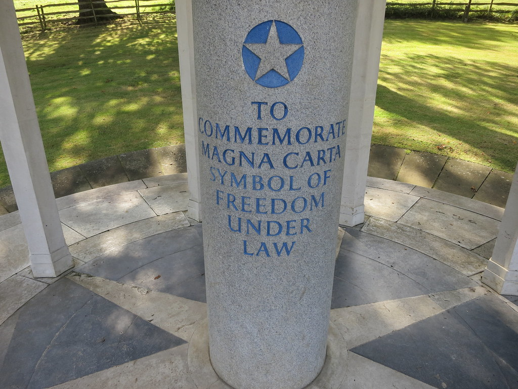 """""""Magna Carta Memorial"""" by ttwff is licensed under CC BY 2.0"""