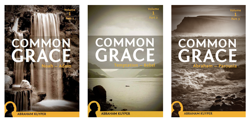 Common Grace Volume 1
