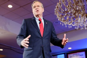 Jeb Bush spent $100 million, and still missed it by this much!