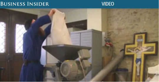 Watch Business Insider video about Birra Nursia.