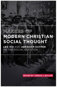 Makers of Modern Christian Social Thought Cover Front Draft