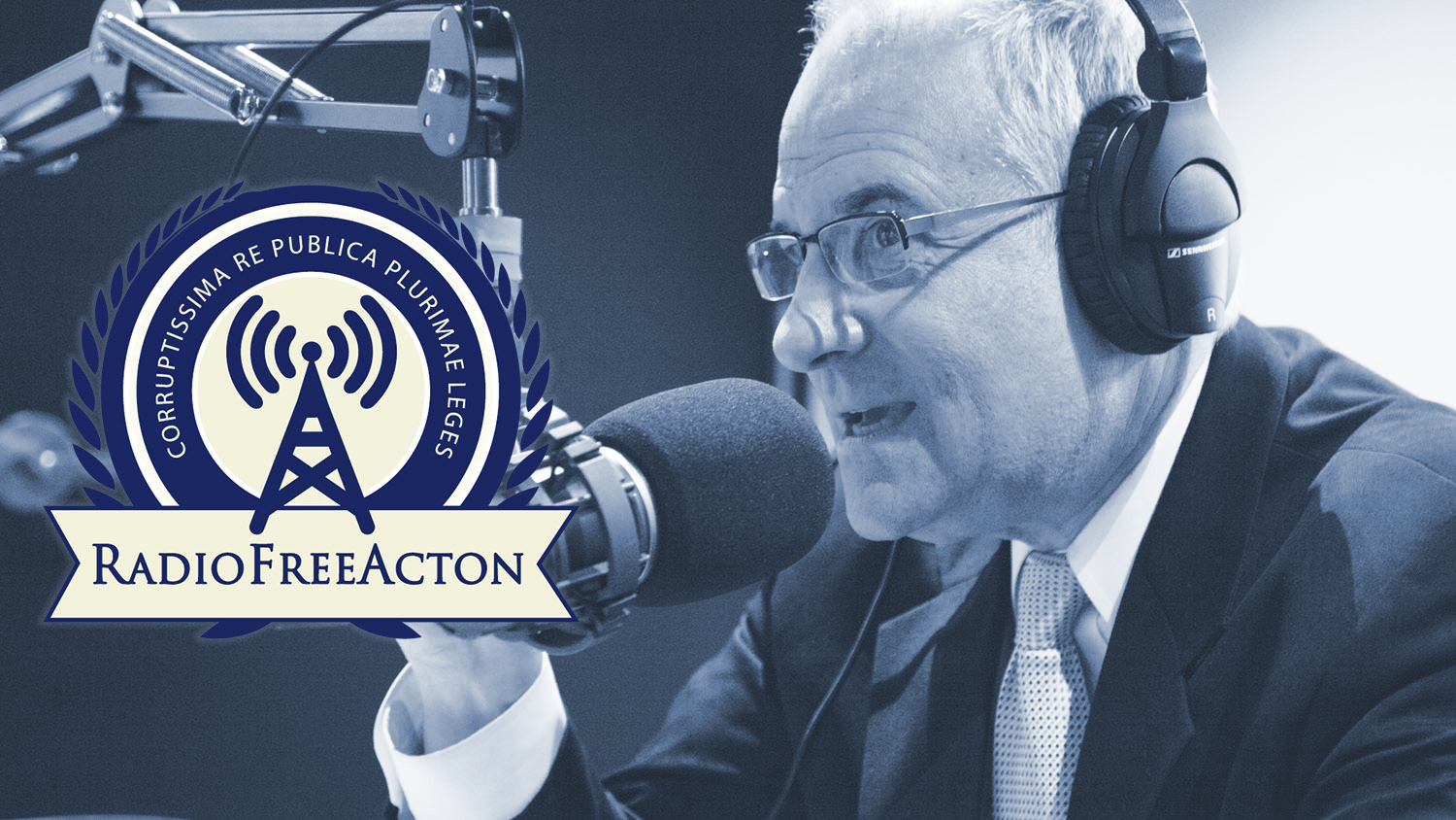 Radio free Acton - Judge Joseph Scoville