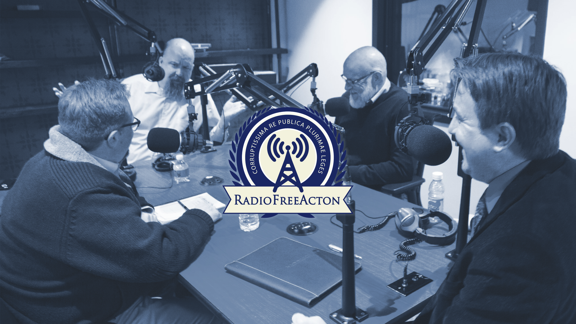 Radio Free Acton - Christian Democracy