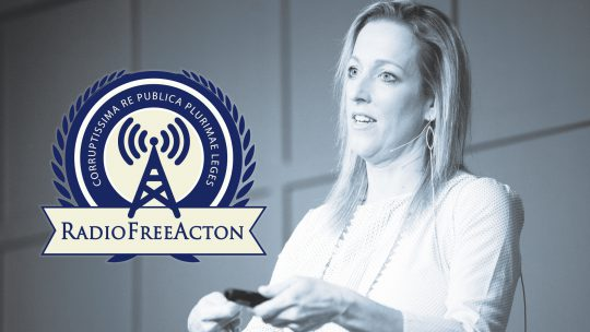 Radio Free Acton: Anne Rathbone Bradley