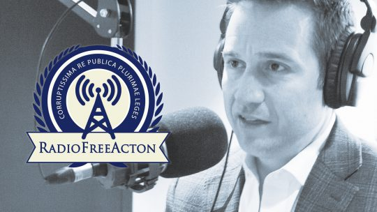Radio Free Acton - Scott Lincicome