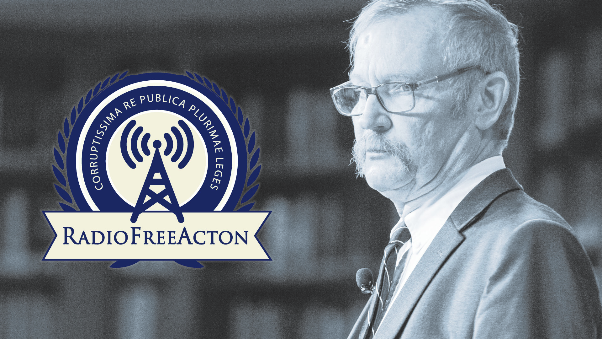 Radio Free Acton - Brent Waters