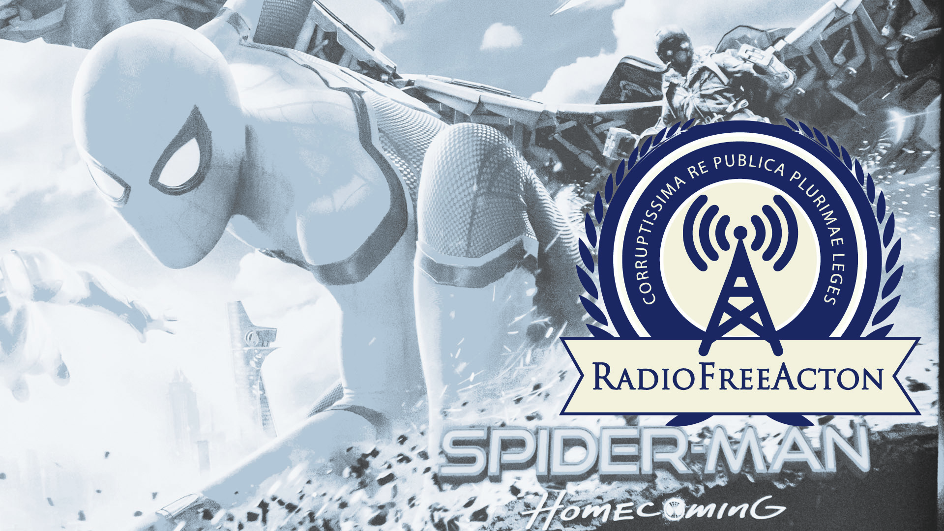 Radio Free Acton: Spiderman