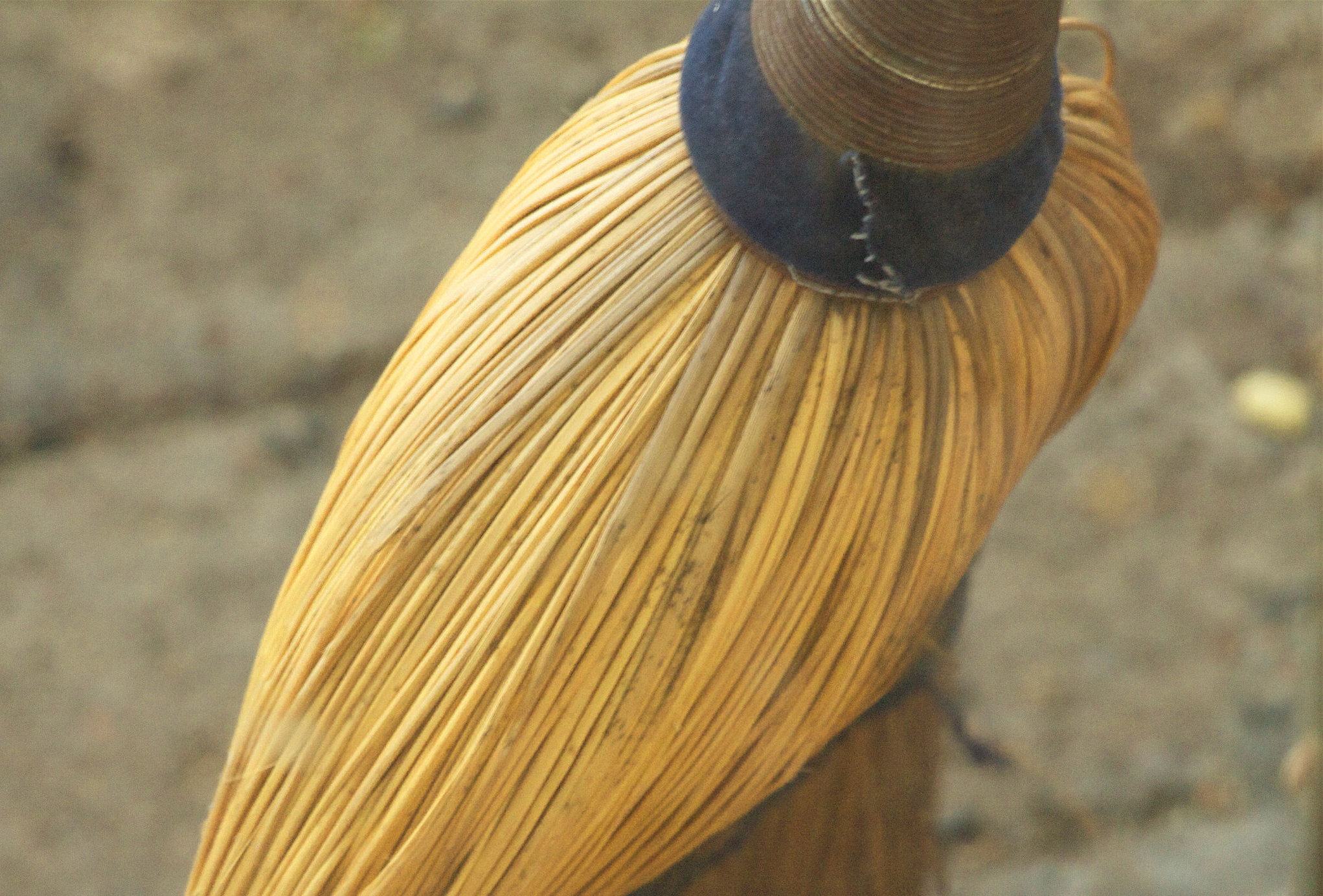 The broom prophet: Lessons from a craftsman on sanctified work
