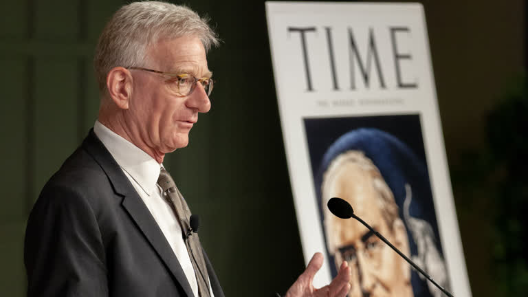 Hank Meijer at the Acton Institute